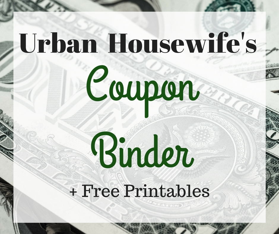 photo regarding Coupon Binder Printable identify Coupon Binder Organizational Method: Totally free Printables and